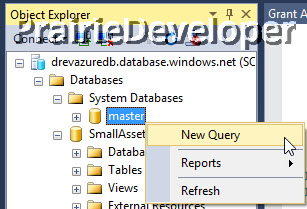 Prepare an Azure Database for SharePoint Online BCS Connection