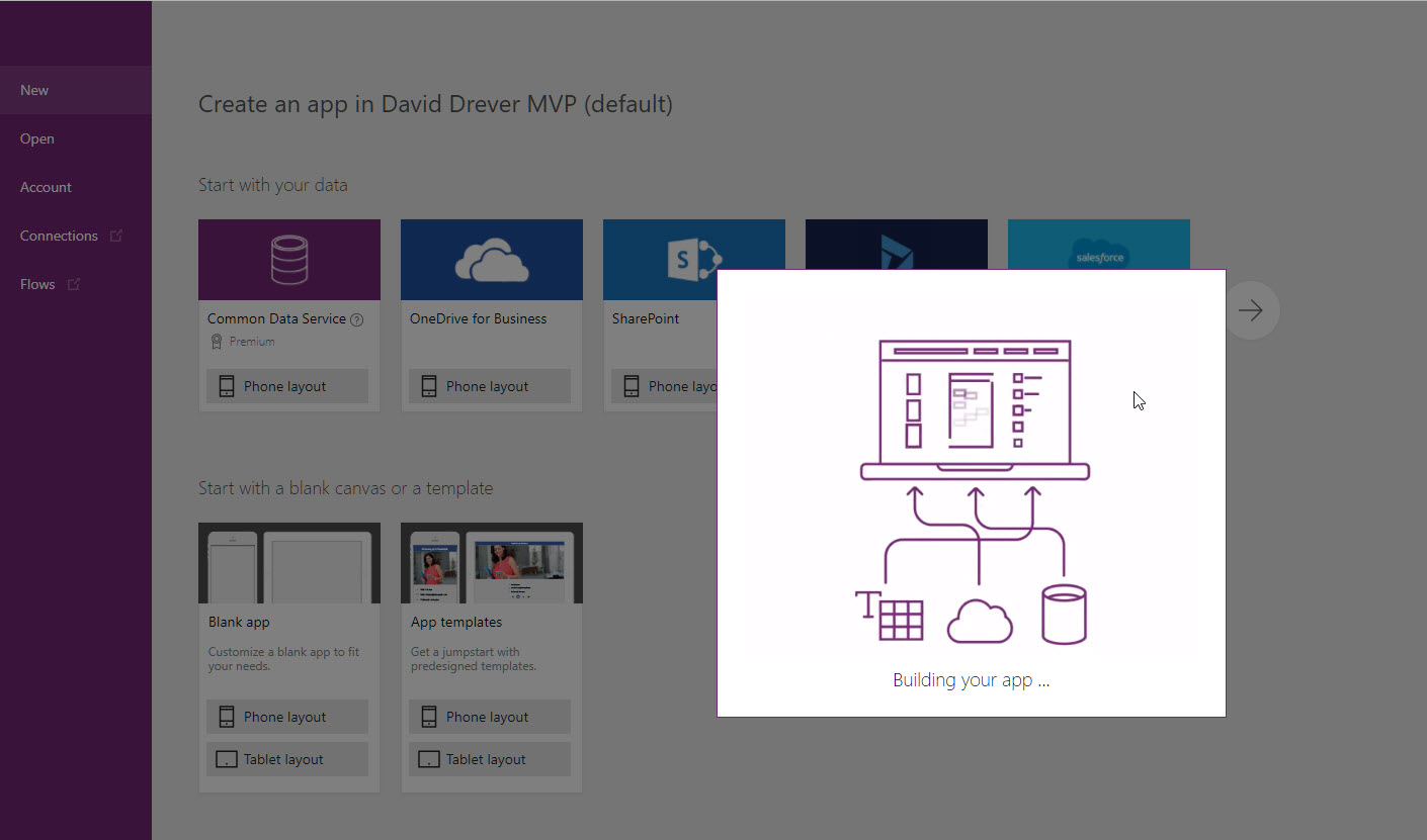Creating A Powerapp From A Sharepoint List Little