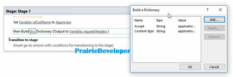 Handling REST responses in SharePoint Designer Workflows