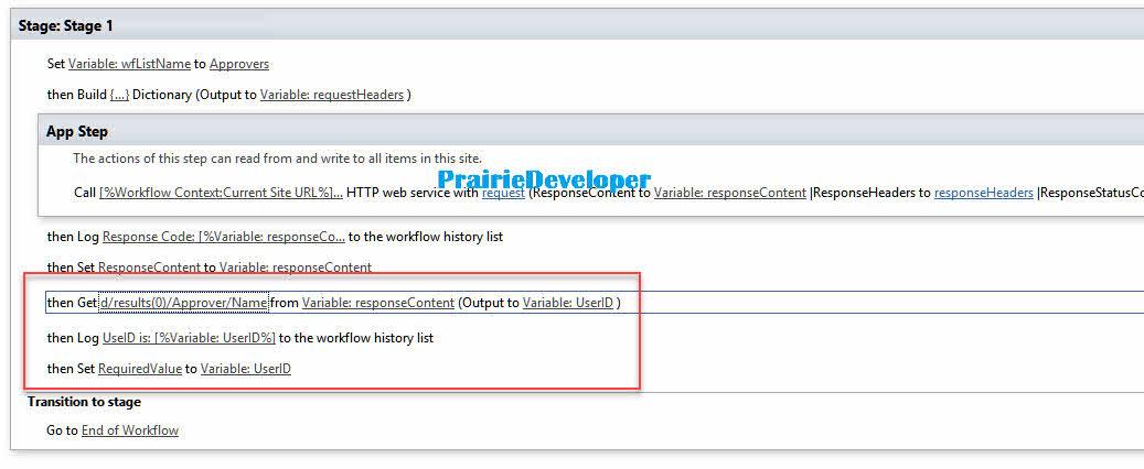 Manipulating Rest Api Calls In Sharepoint Designer 2013 Workflows