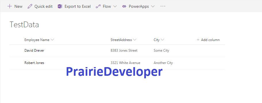 Parsing JSON in Microsoft Flow - Little Developer on the Prairie